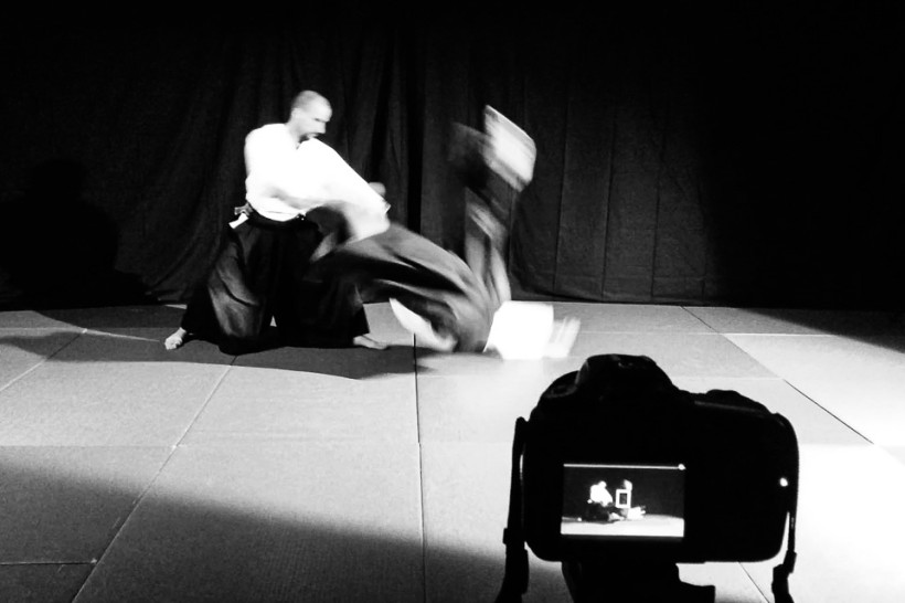 "AIKIDO ""Making of"""